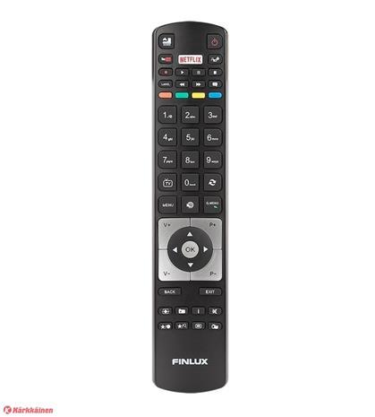 Finlux RC5118 Smart, yleiskaukosäädin