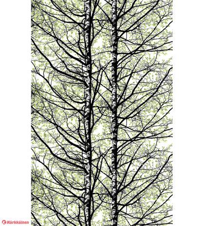 Vallila Pihapuut 145 cm vahakangas