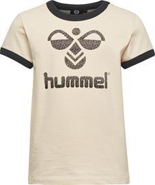 Hummel Kamma T-Paita, Luonnonvalkoinen 134