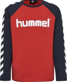 Hummel Boys T-Paita, Punainen 116