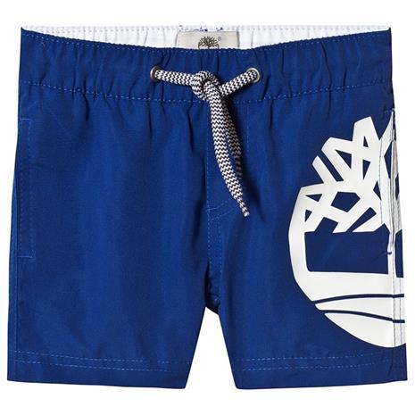 Blue Timberland Tree Logo Swimming Shorts3 years