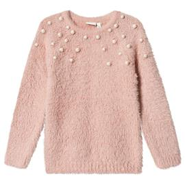 Silba Ls Knit Box Rose Cloud122/128 cm