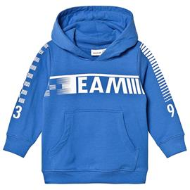 Cool Sweat W Hood Strong Blue92 cm (1,5-2 v)