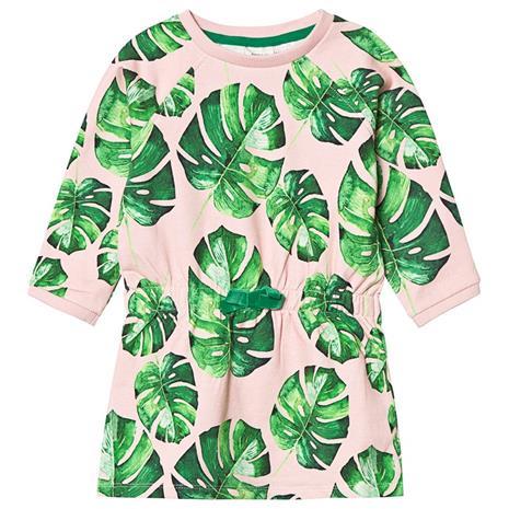 Tata Ls Sweat Dress Box Strawberry Cream80 cm (9-12 kk)