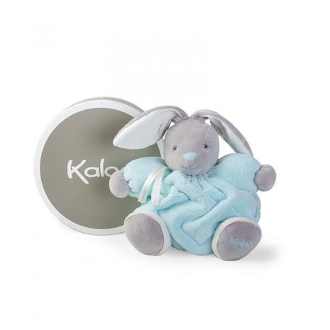 Kaloo - Plume - Aqua Chubby Rabbit, 25 cm