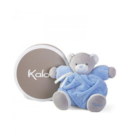 Kaloo - Plume - Blue Chubby Bear, 25 cm