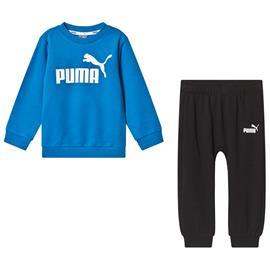 Blue Sweater & Navy Joggers Set4-6 months
