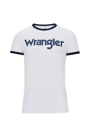 """Wrangler """"Kabel Tee -T-paita"""""""