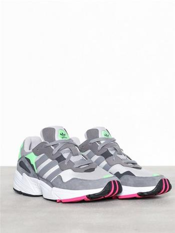 Adidas Originals Yung-96 Tennarit & kangaskengät Grey
