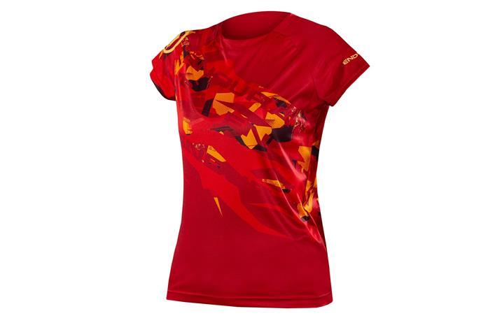 WMS SINGLETRACK PRINT T, LTD Shirt