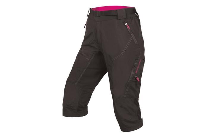 WOMEN HUMMVEE ¾ II women's cycling trousers