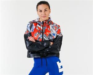 Nike Hyper AOP Crop Jacket