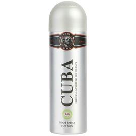 Cuba Black Deo Spray 200ml