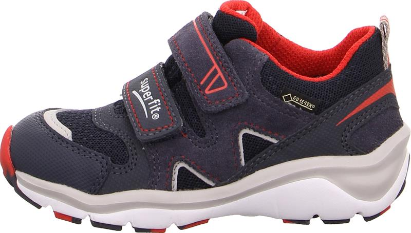 Superfit Sport5 Tennarit, Blue/Red 24