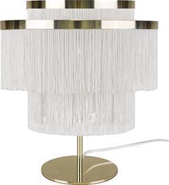 Globen Lighting Hapsureunainen Pöytävalaisin, Valkoinen
