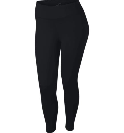 Nike W NK ALL-IN TGHT PLUS BLACK/WHITE
