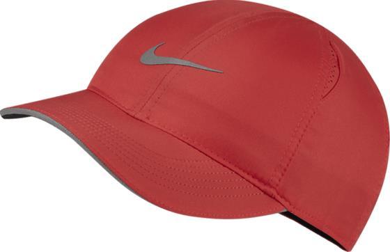 Nike W NK FTHLT CAP RUN EMBER GLOW/REFLECT