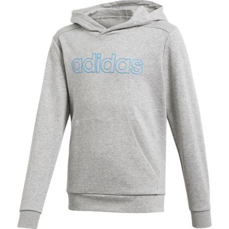 Adidas J YB E HOOD MEDIUM GREY