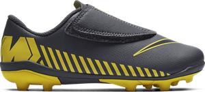 Nike JR MERCURIAL VAPOR 12 CLUB PS (V) MG DARK GREY/BLACK-OP