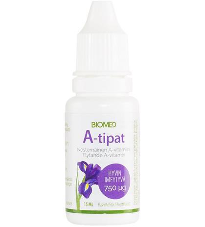 Biomed A-tipat 15 ml ravintolisä