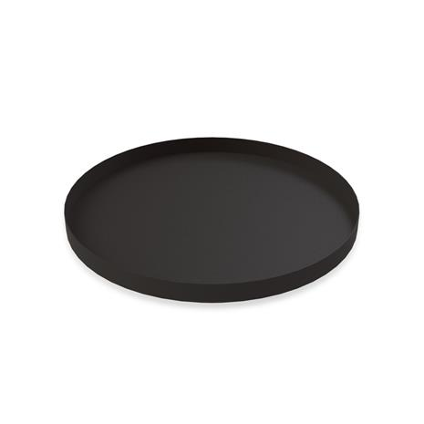 Cooee Design Cooee tarjotin 30 cm, pyöreä black