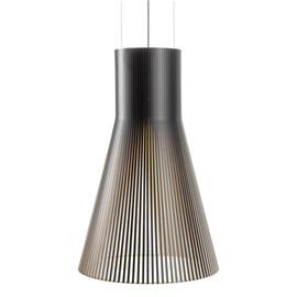 Secto Design Magnum 4202, kattolamppu black laminated