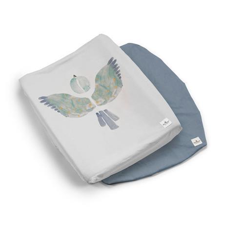 Elodie Details, 2-Pakkaus Hoitoalustan Päällinen Watercolor Wings