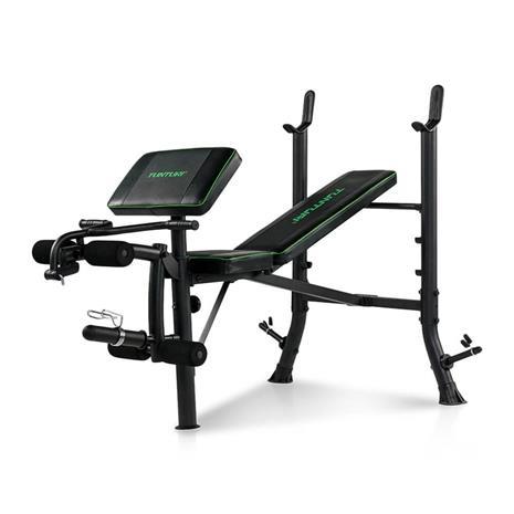Harjoituspenkki Weight Bench WB40, Tunturi