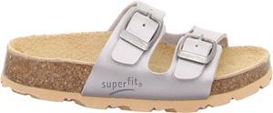 Superfit Fussbett Kengät, Silver 34