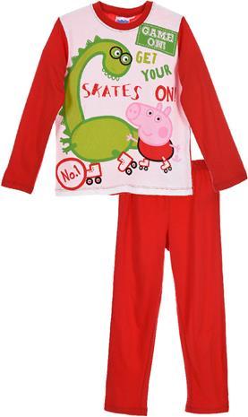 Pipsa Possu Pyjama, Punainen 8 vuotta