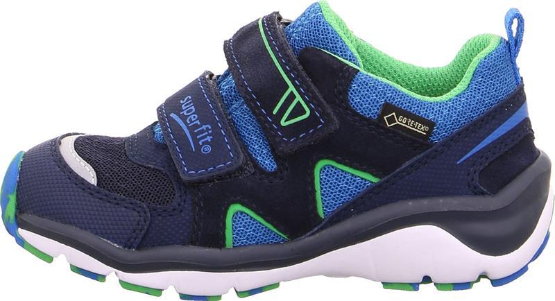 Superfit Sport5 Tennarit, Blue/Green 25