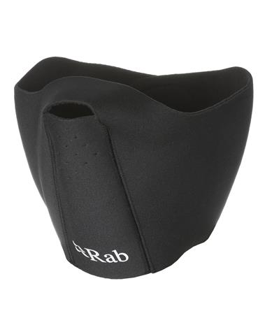 Rab Face Shield - Huivit - Musta