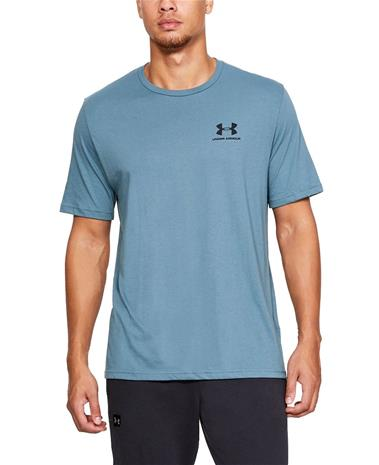 Under Armour Sportstyle Left Chest - T-paita - Thunder - M