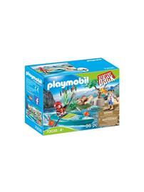 Playmobil Family Fun Starter Pack 70035, melontaseikkailu