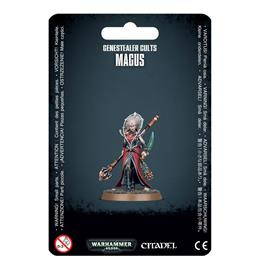 Genestealer Cults Magus WH40