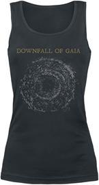 Downfall Of Gaia Ethic of radical finitude Naisten toppi musta
