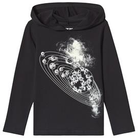 Navy Glow in the Dark Solar System Hoody4 years