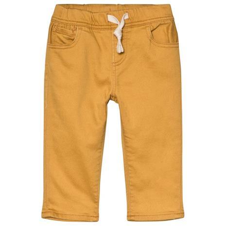 Pull-On Farkut Keltainen12-18 kk