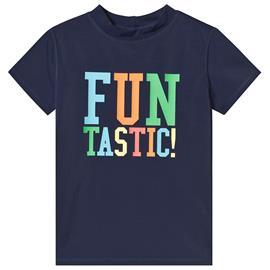 Navy Fun Tastic Rash Vest18-24 months