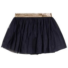 Tullu Tulle Skirt Noos Dark Sapphire80 cm (9-12 kk)