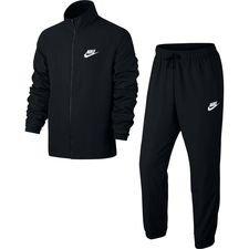 Nike Verryttelyasu NSW Woven - Musta/Valkoinen