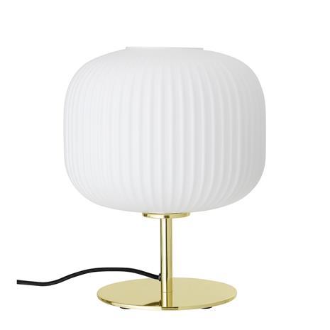 Bordslampa Gold Metal Ø25 cm, Koristeet