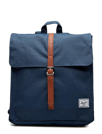 Herschel City Mid-Volume Sininen