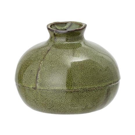 Vas Stengods Grön H11,5 cm, VaseAndPot