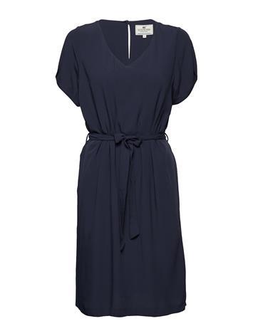Lexington Clothing Kristina Solid Dress Sininen