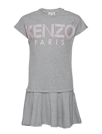 Kenzo Logo Jg 22 Harmaa