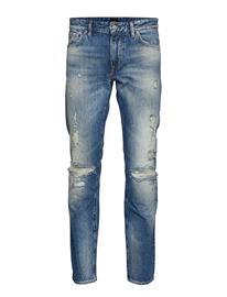 Boss Casual Wear Maine Bc-L-C Sininen, Miesten housut ja shortsit