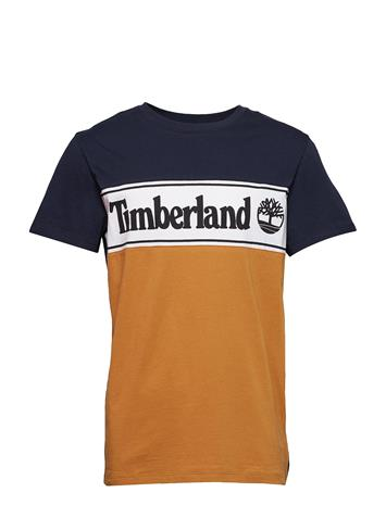 Timberland Ycc Cut & Sew Tee Sininen