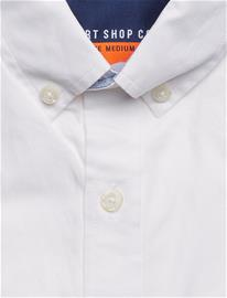 Superdry Premium University Oxford Shirt Valkoinen