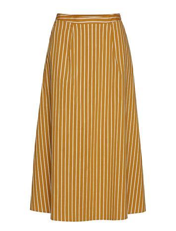 Gestuz Bethanygz Skirt Ze1 19 Keltainen